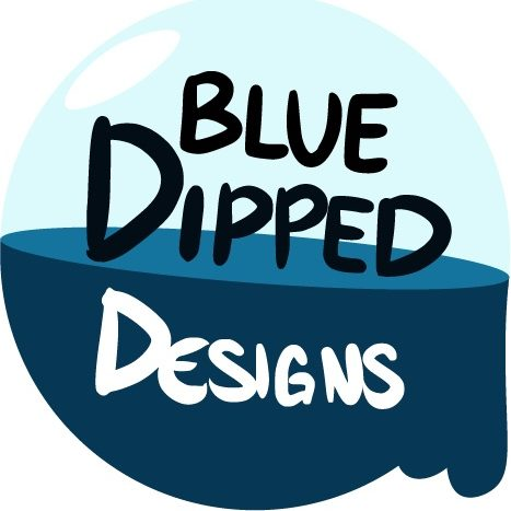 BlueDipped Designs